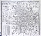 1904 Map of Atlanta