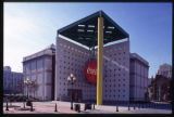 Old World of Coca Cola building at Atlanta Underground